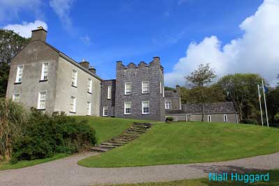 Derrynane House from the South