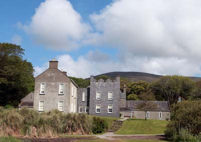 Derrynane House Kerry