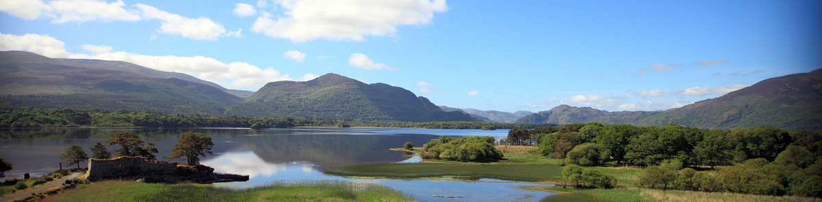 Castles in Ireland, Lakes of Killarney