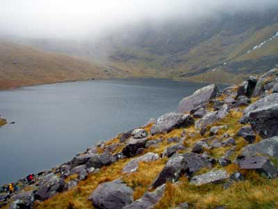 Kerry mountains in the kingdom