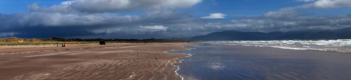 Inch Beach County Kerry