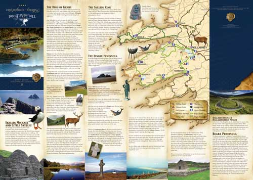 Free Map of Kerry