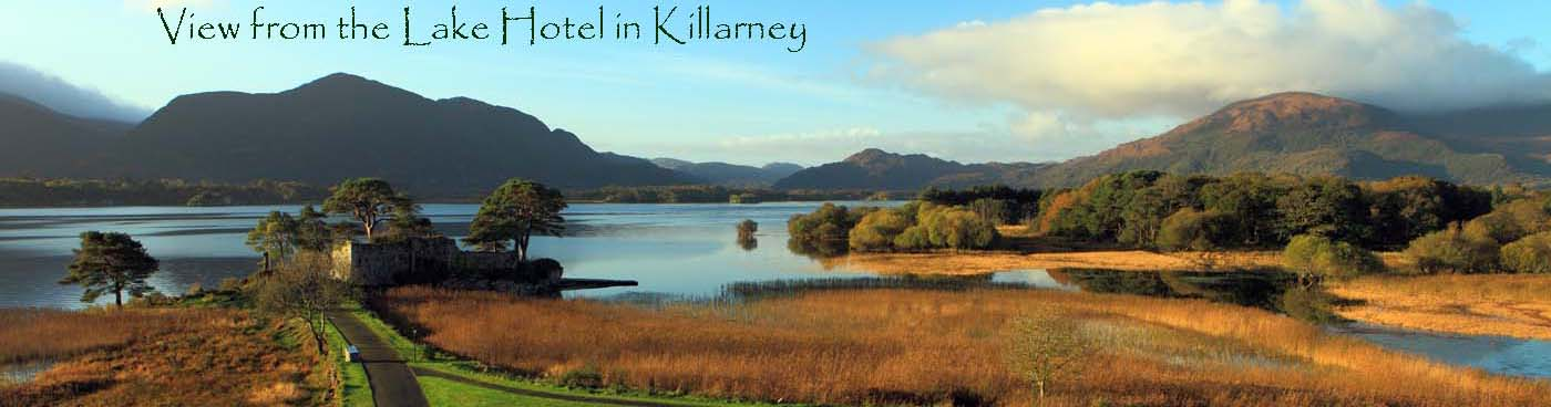 Killarney Information, Kerry Ireland