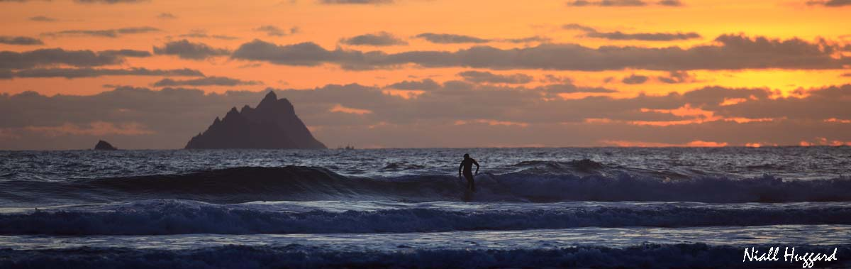 Surfing in Kerry and ireland