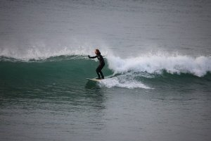 Surfing in Kerry