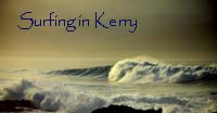 Surfing from Killarney