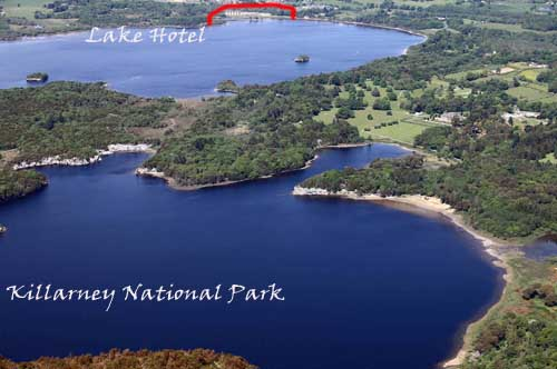 Where to stay in Killarney