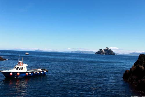 boat trips skelligs