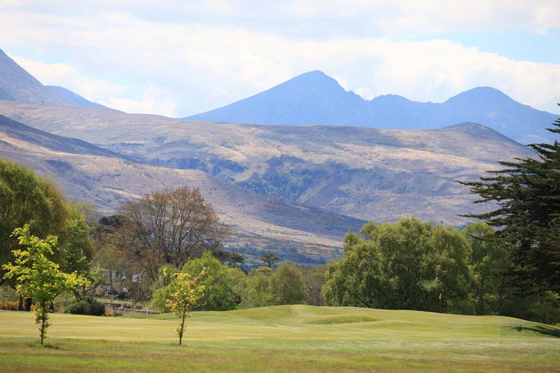 Killeen course at killarney Golf Course