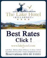 Irish Open Hotels
