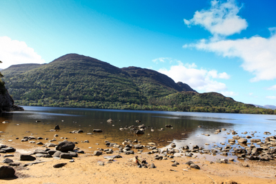 Lake Beaches in Killarney National park