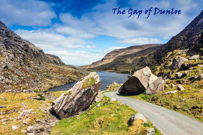 Gap of Dunloe Killarney