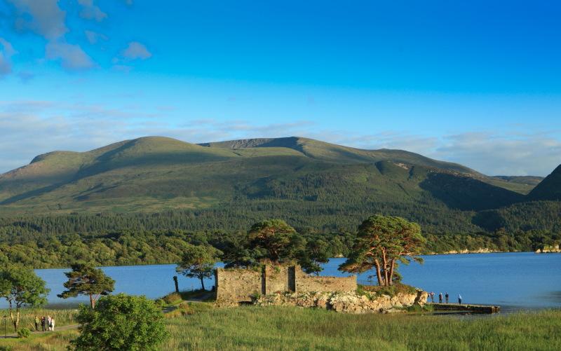 Castles in Kerry Ireland