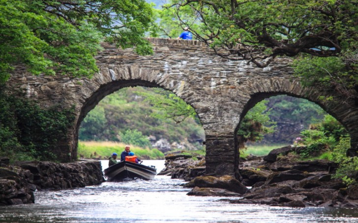 Boat Trips on the Lakes of Killarney