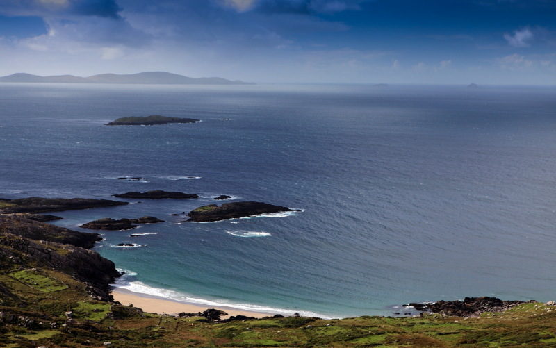 Beaches in kerry