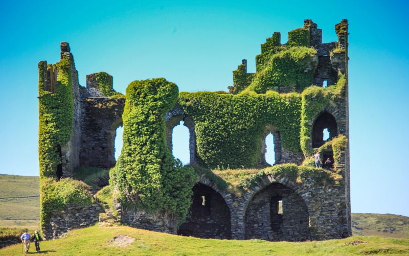 Ring of Kerry Castle