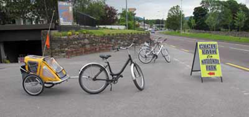 Bike Rental in Killarney
