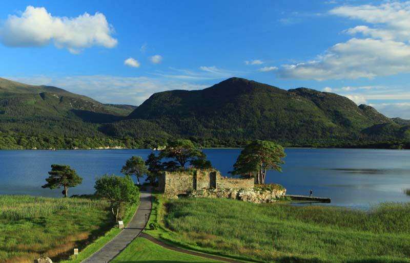 History of Killarney Castlelough Castle