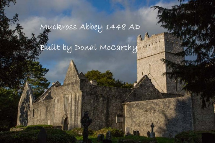 Muckross Abbey Killarney