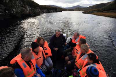 Ducks famous Boatman in Killarney
