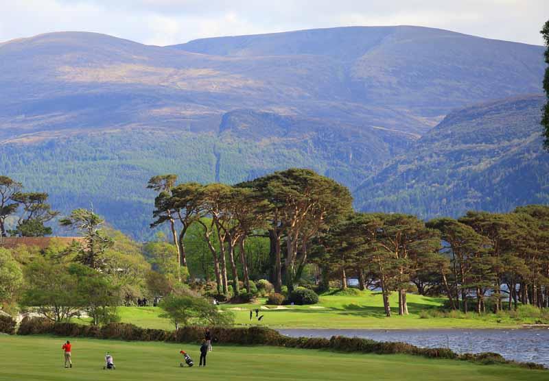 Golf in Killarney