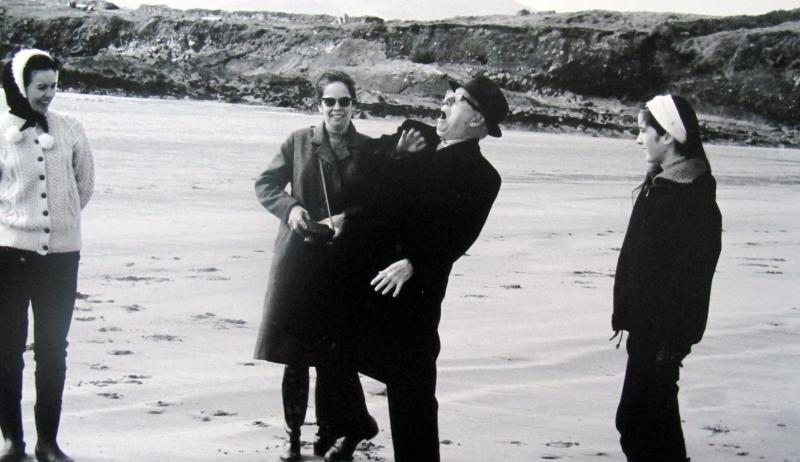 Charlie Chaplin Killarney
