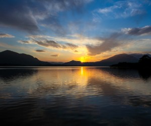 Killarney Sunset