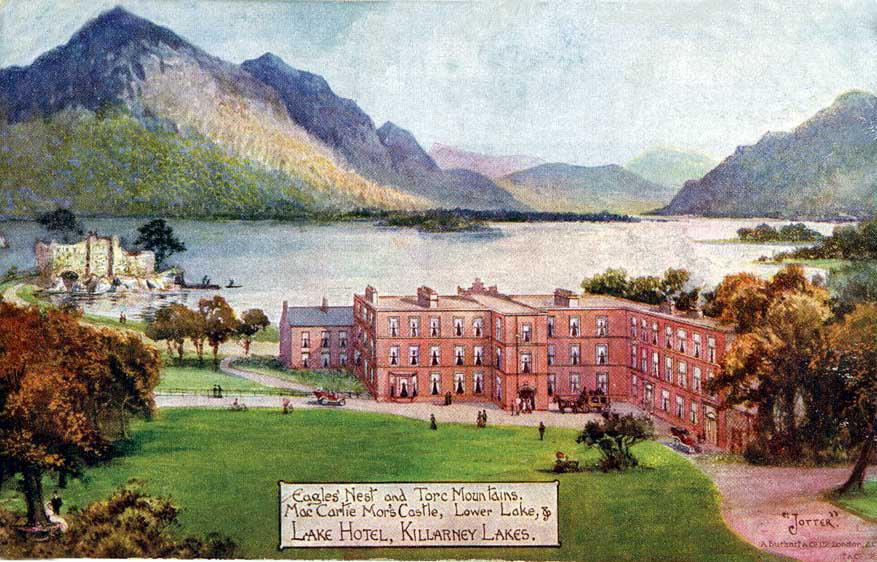 Family Run Hotels in Ireland History