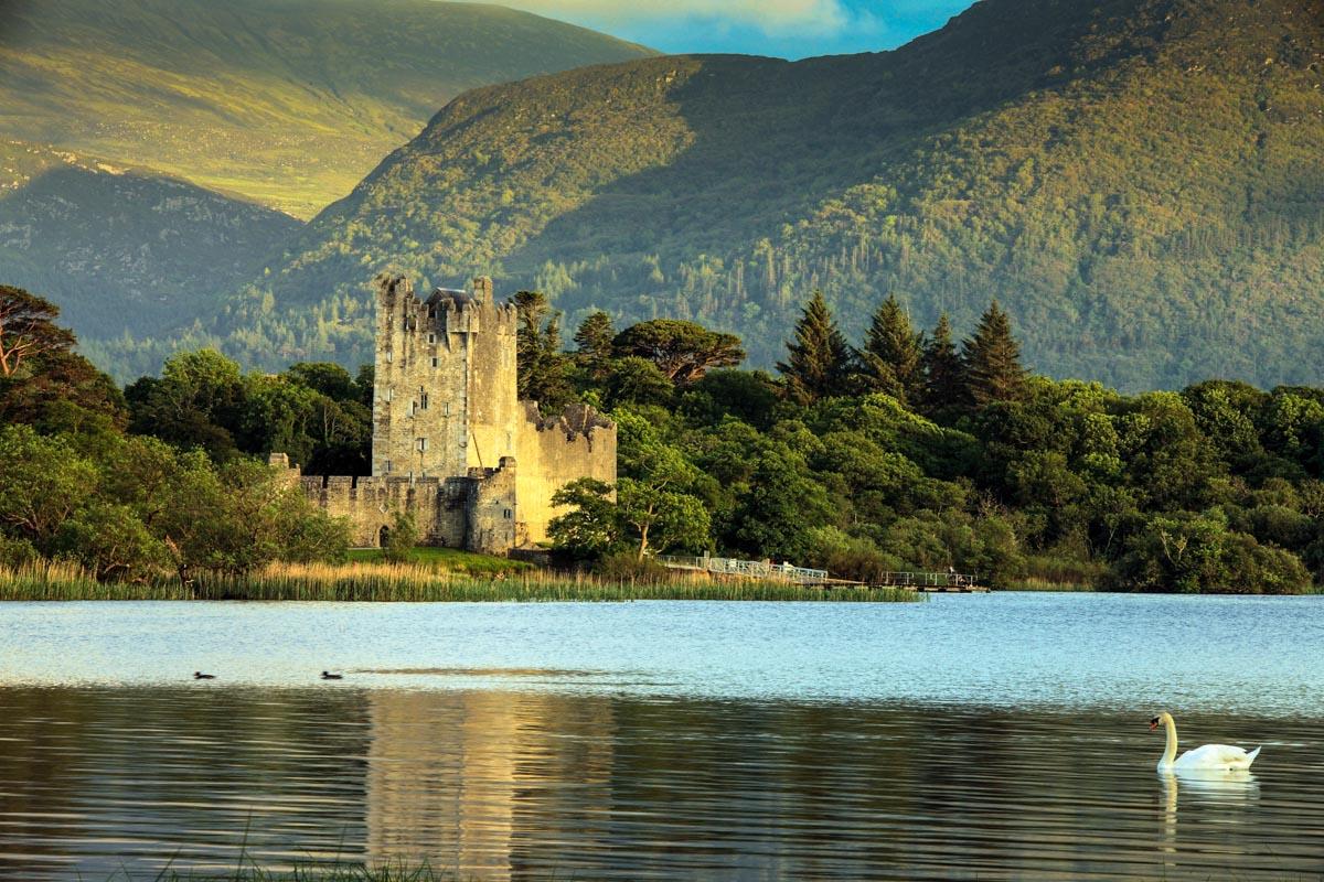 Tourist attractions Killarney