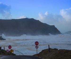 Ocean Storms Ireland