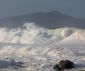 Very Wild Atlantic way in Kerry