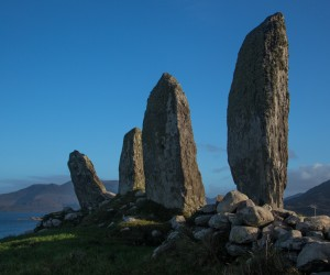 Standing Stones on the Atlantic Way