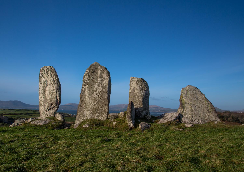 Stone Row Waterville County Kerry Vacation Killarney
