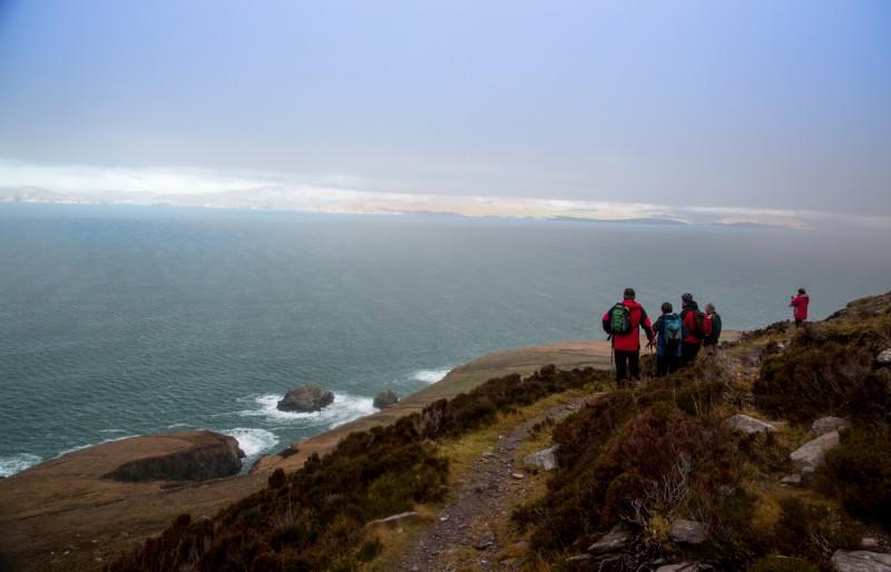 Costal Walks in Kerry