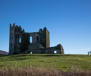 Ballycarberry Castle Wild Atlantic way