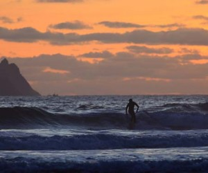 Surfing Ireland's Waves