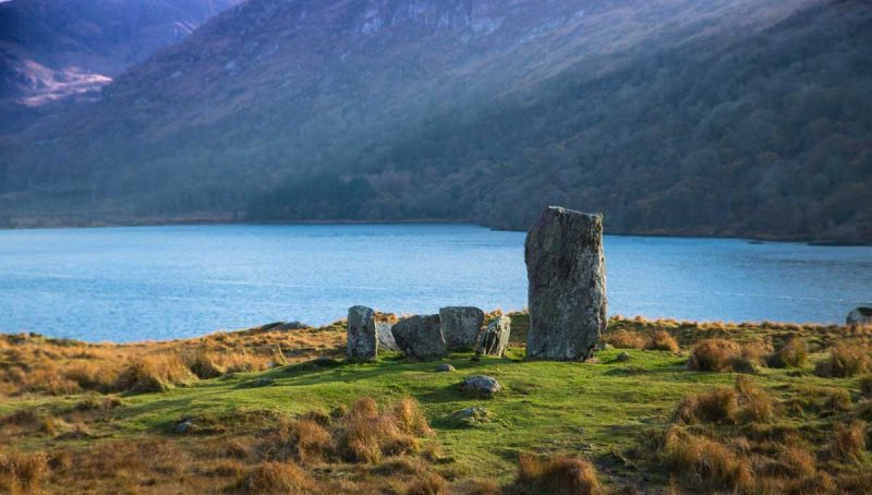 Uragh Inchiquin Stone Circle Kerry