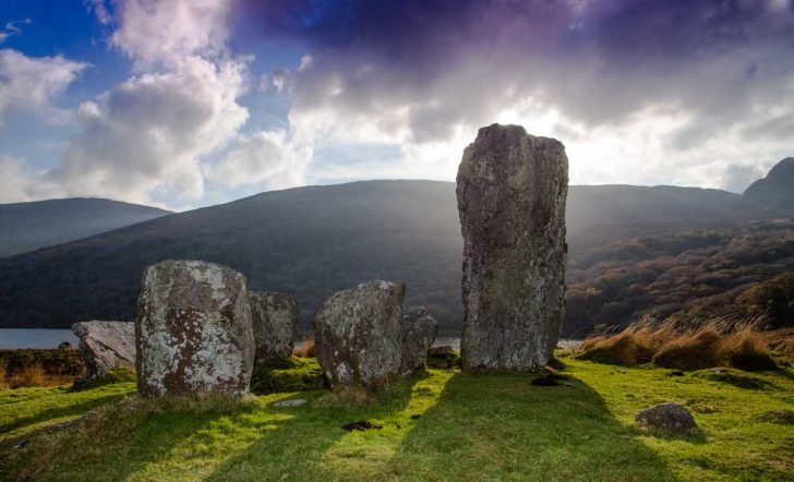 Stone Circles in Kerry