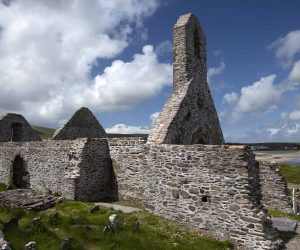 Ballinskelligs Abbey Skellig Ring