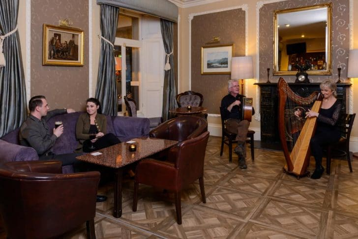 Traditional Music in Killarney