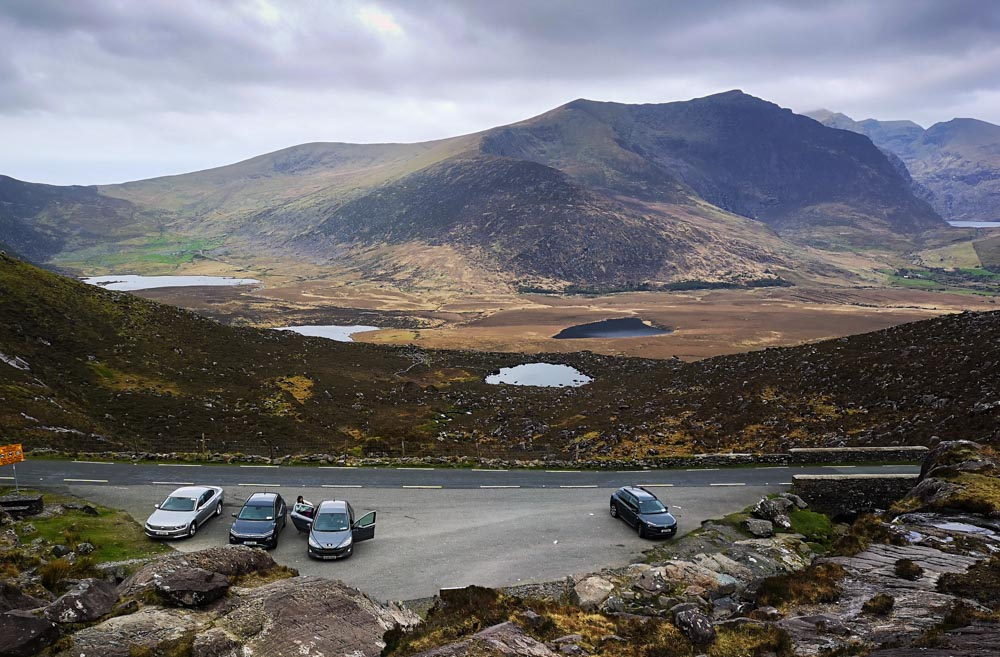 Driving the Highlands of Kerry