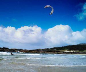 Kite Surfing in Kerry