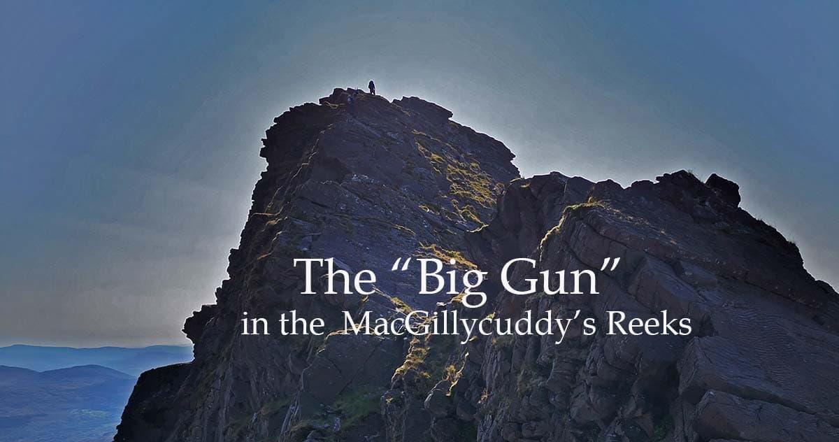 """The """"Big Gun"""" Mountain in Kerry"""