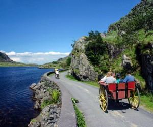 Cycling in the Gap of Dunloe
