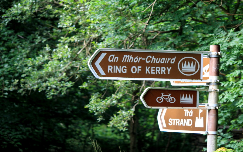 Ring of Kerry Map & what to see