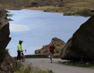 Cycling the Gap of Dunloe