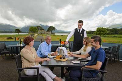 Lake Side Restaurant Killarney