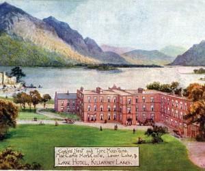 Family Run Hotels Ireland History