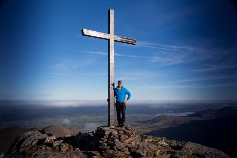 Niall Huggard Carrauntoohil County Kerry