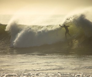 Surfer in Kerry